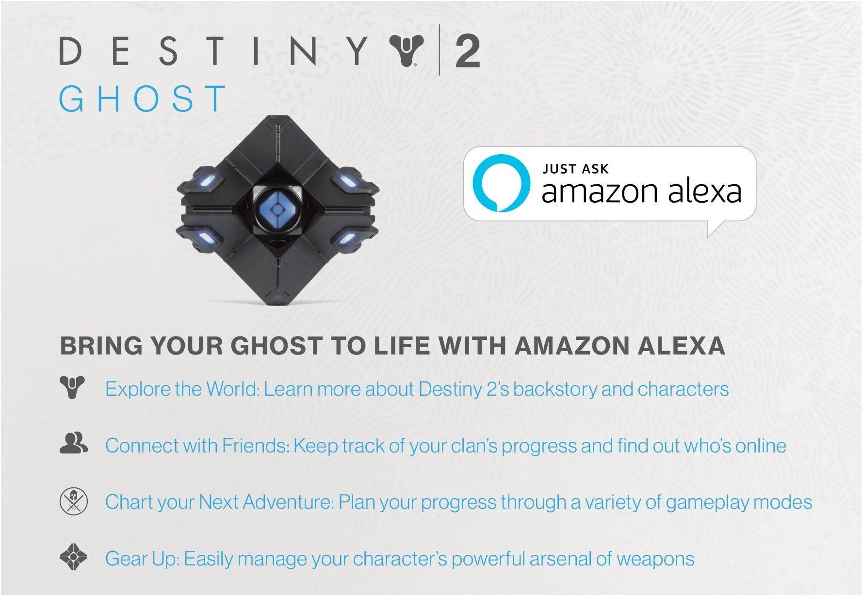alexa ghost 3