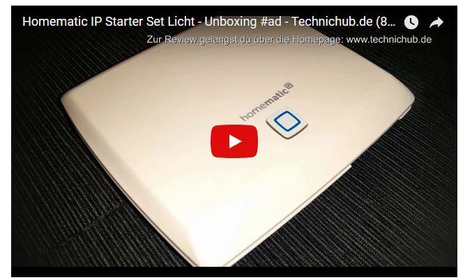 Homematic IP Starter Set Licht - Modernisiere alle deine Lampen
