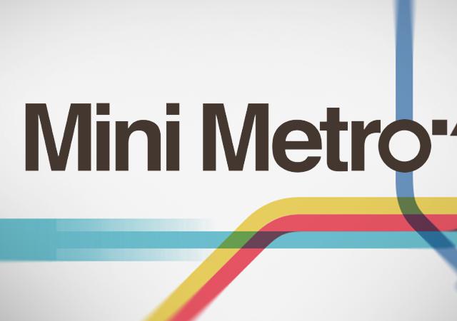 Mini Metro (Android)