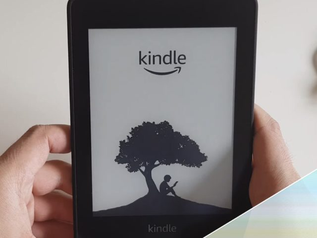 Kindle Paperwhite 8. Generation (2018)